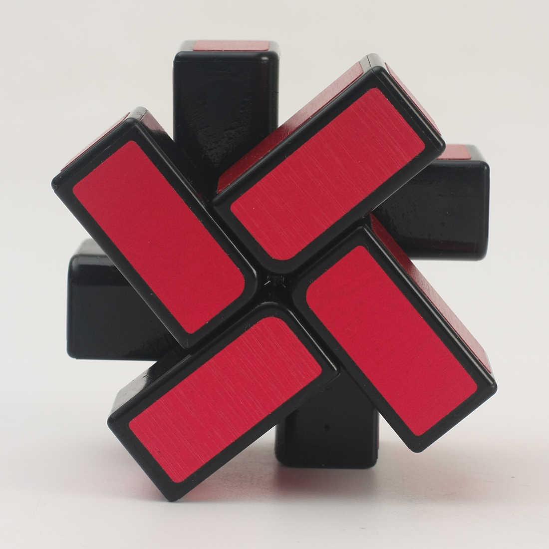 HelloCube Cuboid прямоугольник 2x2x2 волшебный куб ветряная мельница скоростной куб-красный
