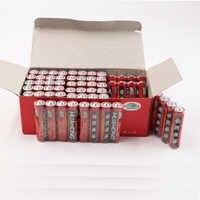Huahong 20 stücke 1,5 V Batterie AAA Carbon Trockenen Batterien Sicher Starke Explosion-proof 1,5 Volt AAA Batterie UM4 bateria Kein Quecksilber