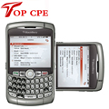 Envío libre al por mayor original reformado desbloqueado blackberry 8310 curve teléfonos qwerty de banda cuádruple smartphone