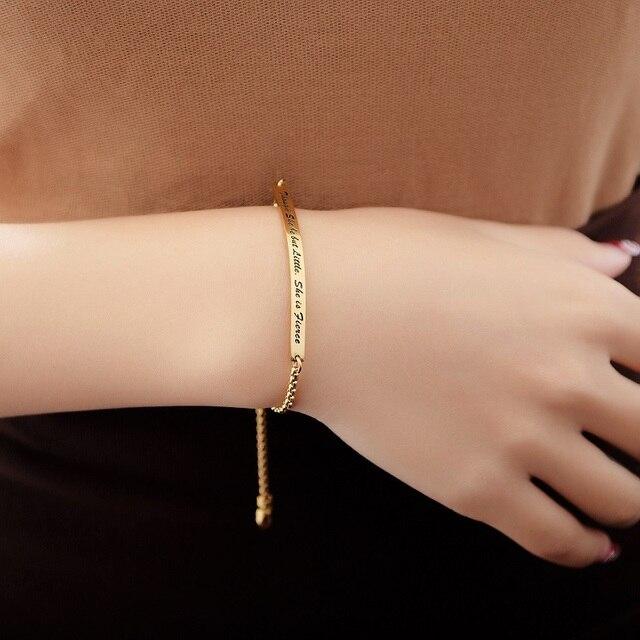 Высокое качество Серебряный цвет браслеты для женщин ювелирные