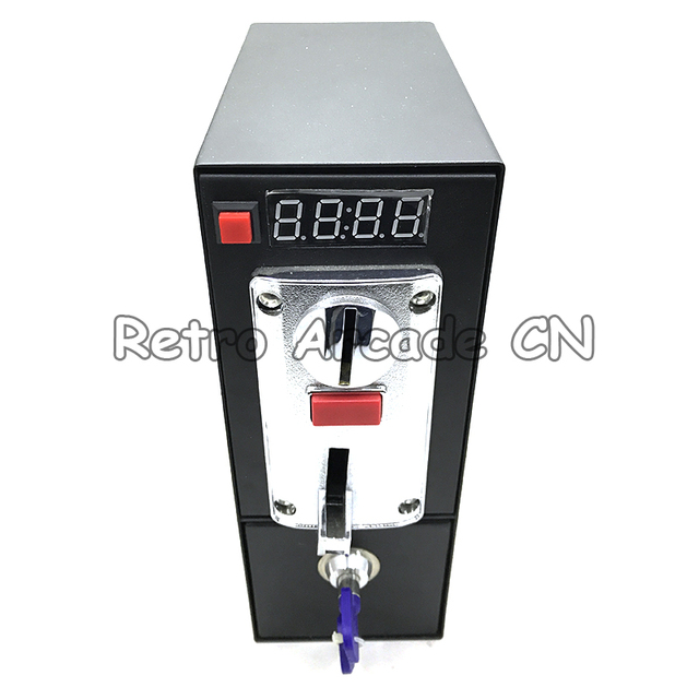 US $88 52 |Aliexpress com : Buy NEW Coin Operared Timer Control Box with  DG600F 6 Kinds Coins Acceptor Selector for Washing Machine from Reliable  coin