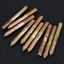 Dowel Screw Woodworking Furniture Connector Double Ended Screw.