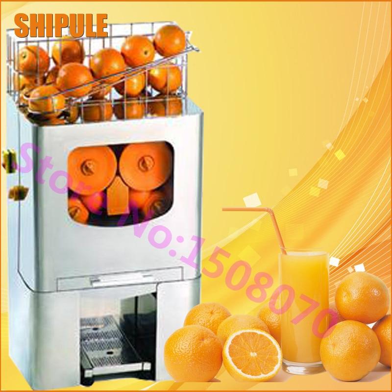 промышленное оранжевый соковыжималка