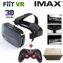 "FIIT VR 2Nความจริงเสมือนแว่นตา3Dของg oogleกระดาษแข็งสำหรับ4.0-6.5 ""โทรศัพท์ด้วยแพคเกจ+บลูทูธไร้สายgamepadเมาส์"