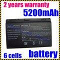 Jigu new bateria do portátil de 6 células para acer extensa 5210 5220 5230 5420 5420G 5620Z 5610 5620 5630 5630G 7620Z 7220 TM00741 TM00751
