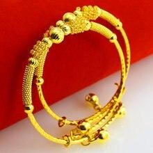 2 шт регулируемый браслет для девушек и женщин диаметр 5 6 см