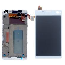 """5.5 """"originale per Sony Xperia C4 E5303 E5353 E5333 con Sony Xperia C4 parti di riparazione del telefono mobile con DISPLAY LCD touch screen + Strumento Gratuito"""