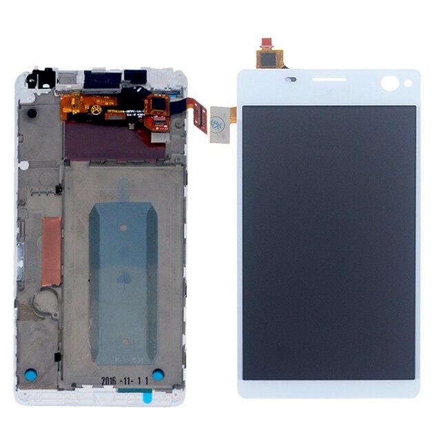 """5,5 """"оригинальный для sony Xperia C4 E5303 E5353 E5333 с sony Xperia C4 Запчасти для мобильных телефонов с ЖК сенсорным экраном + бесплатный инструмент"""