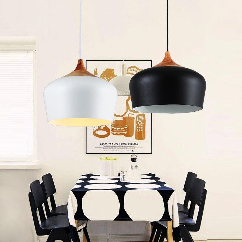 €35.65 25% de DESCUENTO|Luces pendientes modernas del comedor cocina  lampara colgante lámparas Colgantes Lámpara Mordern led Nordic retro  colgante de ...