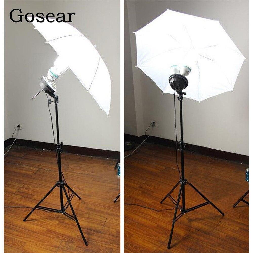 Camera /& Lighting Camera /& Photo 33 inch Flash Light Soft Diffuser White Umbrella White