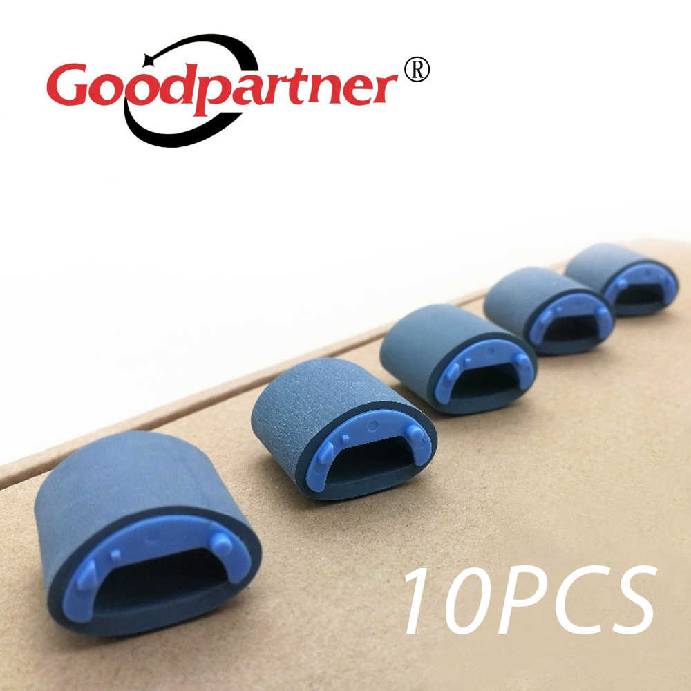 10X RC1-2050-000 RL1-0266-000 Paper Pickup Roller For HP 1010 1012 1015 1018 1020 1022 3015 3020 3030 3050 3052 3055 M1005 M1319