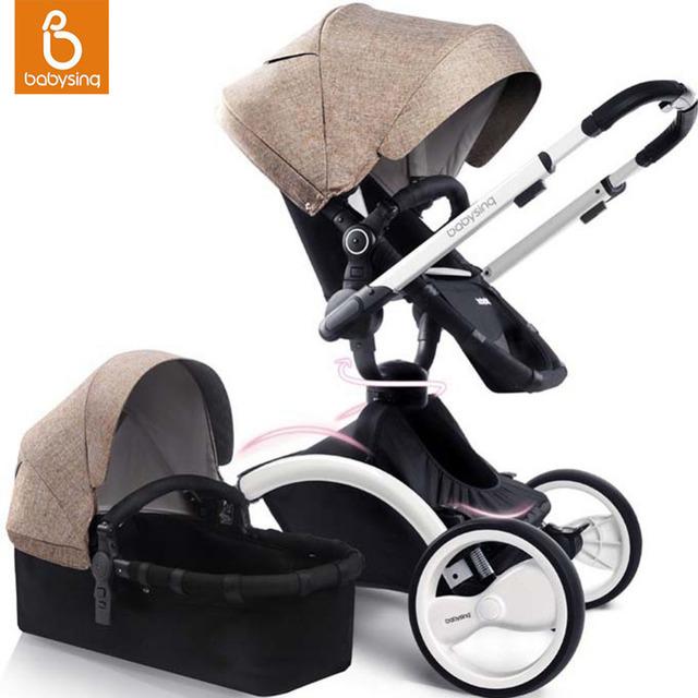 Babysing cochecito de bebé, carritos de paseo para bebes WGO