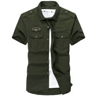 2016 New Arrival Summer Hot Nice Quality Casual Men Shirts Short Sleeve Cotton Mens Shirts