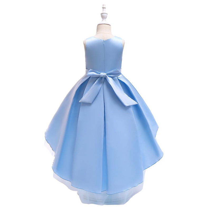 New baby girl dress girl clothes fashion dress new year party dress for wedding girl kids dress for kids in Dresses from Mother Kids