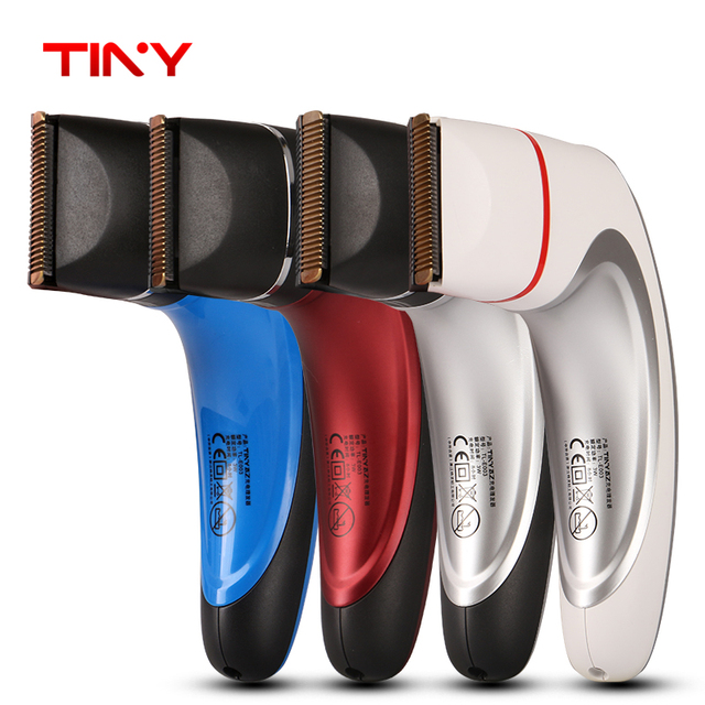 TINY Rechargeable Electric Hair Trimmer Clipper Men Hair