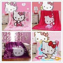 Hello Kitty Fleece Deken.Blanket Kitty Koop Goedkope Blanket Kitty Loten Van Chinese