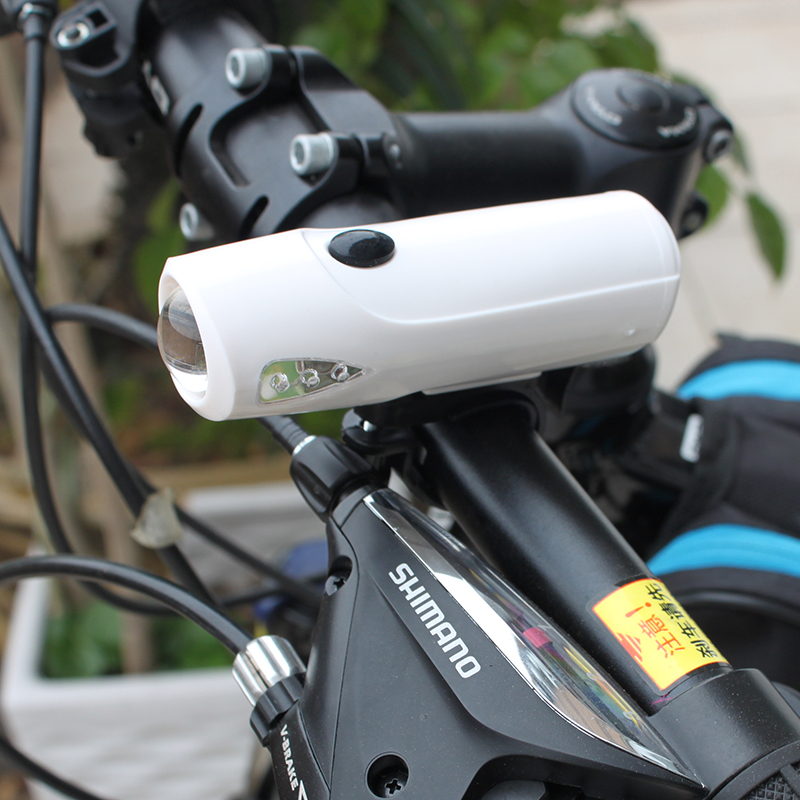 Cycle Zone Brand New Bicycle Led Handlebar Light White Color