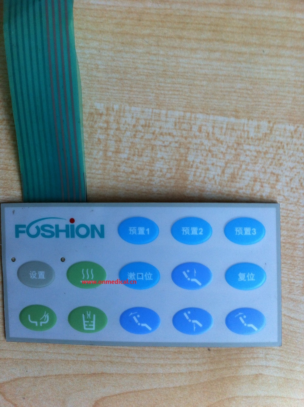 Dental Chair Foshion FJ22 FJ24 Use Master Control KeyBoard Circuit Board dental chair foshion fj24j use master control keyboard circuit board