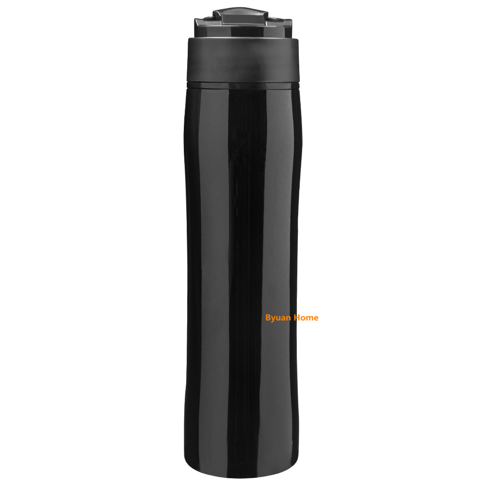 Portable stainless steel 350ml french press espresso - Portable dishwasher stainless steel exterior ...