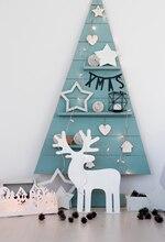 Huayi фотографии фонов Новогодние товары фон Рождество фото фон фото XT-6204
