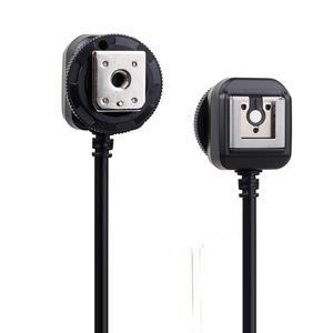 Image 2 - Meike MK FA02 3M 10Ft 118 Zoll TTL Off Kamera MI Multi Interface Heißer Schuh Flash Sync Kabel Für sony A9 A7M3 A7R3 A7M2 A7R