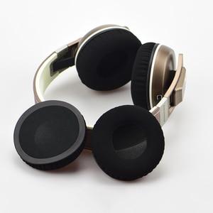 Image 5 - LEORY החלפת אוזניות Earpads Sennheiser תושב העיר עבור Sennheiser תושב העיר XL מעל אוזן אוזניות רך ספוג