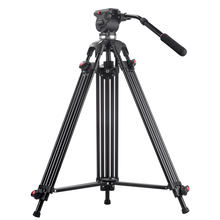 JY0508 JY-0508 JIEYANG camera Tripod Professional for video stand / DSLR video tripods / Fluid Head Damping / For Camcorder DHL