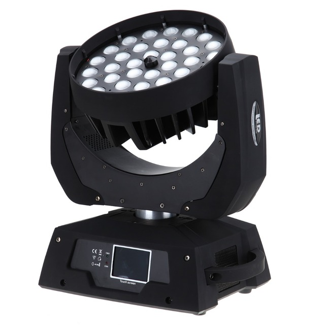 (Shipping from US) 36 x 10W RGBW 4 IN 1 Zoom Led Moving Head Light DJ Stage Party DMX 16Ch 360W