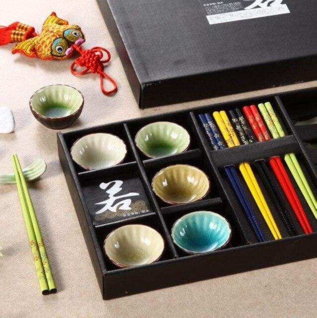 New Arrive Chopsticks Set, China Wind Tableware, Japanese Tableware, Sushi  Tableware, Flatware