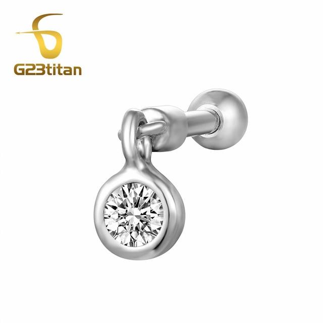 G23titan Ear Piercings...