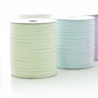 Wholesale 1 Pieces Pure Cotton kintted by 3mm crochet High quality Thick Cotton yarn for knitting hat 250 METERS