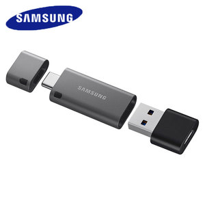 Image 3 - Samsung duo plus usb 3.1 flash drive, 32gb 64gb 128gb 256gb metal tipo c memory stick pendrive para smartphone tablet computador