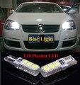 2 шт. T10 Canbus LED Side Парковка Света Габаритные Огни Для VW Jetta кролик ПОЛО Golf 6 7 Passat B5 B6 CC Eos Tiguan Beetle Touareg