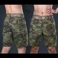 2016 pantalones cortos Multicam militar Multicam Trópico Hasta La Rodilla pantalones cortos de entrenamiento Camuflaje ripstop ejército shorts shorts