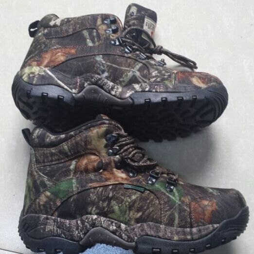Waterproof Camo Hunting Boots boots