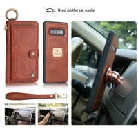 Wallet Case For Samsung Galaxy note 9 8 s10 lite Magnet Holder PU Leather Cover For Samsung Galaxy s10 s9 s8 plus Phone Bag Case