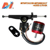 Maytech  for motor electric 6355 170kv bldc motor and skate electric truck with electric skateboard mount
