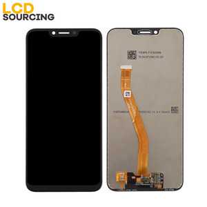 """Image 4 - Schermo LCD da 6.3 """"per Huawei Honor Play COR L29 AL10 AL00 Display LCD Touch Screen Digitizer Assembly + Frame per Honor Play sostituisci"""
