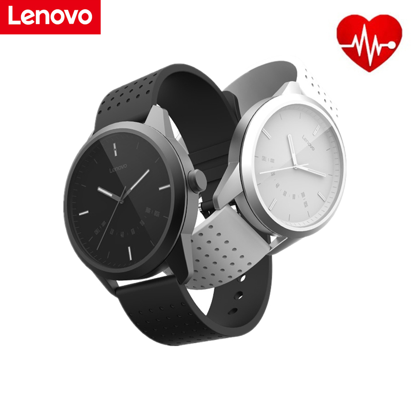 Lenovo Watch 9 Smart Watch Waterproof Bluetooth Smart Wristband Sapphire Heart Rate monitor Fitness Tracker for iOS Android
