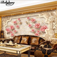Beibehang Photo Wallpaper Custom 3d Wallpapers European Style Architecture City Photography Background Wall Papel De Parede