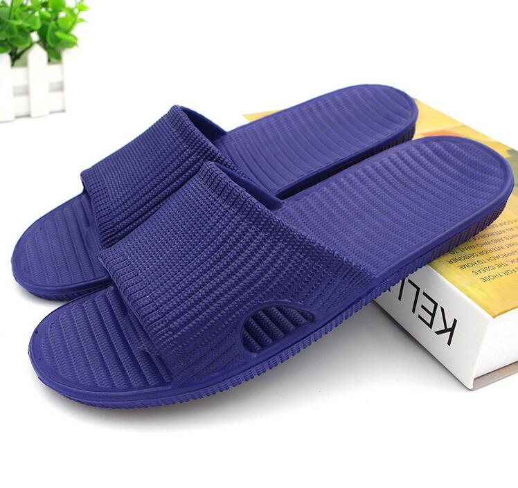 Big size wash room slippers waterproof Non-slip shoes soft sole flats косметичка deuter accessoires wash room blackberry dresscode