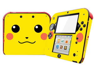 Image 3 - Pokemon Design Protector Vinyl Skin Sticker for 2DS  Cover Decal for Nintend 2DS