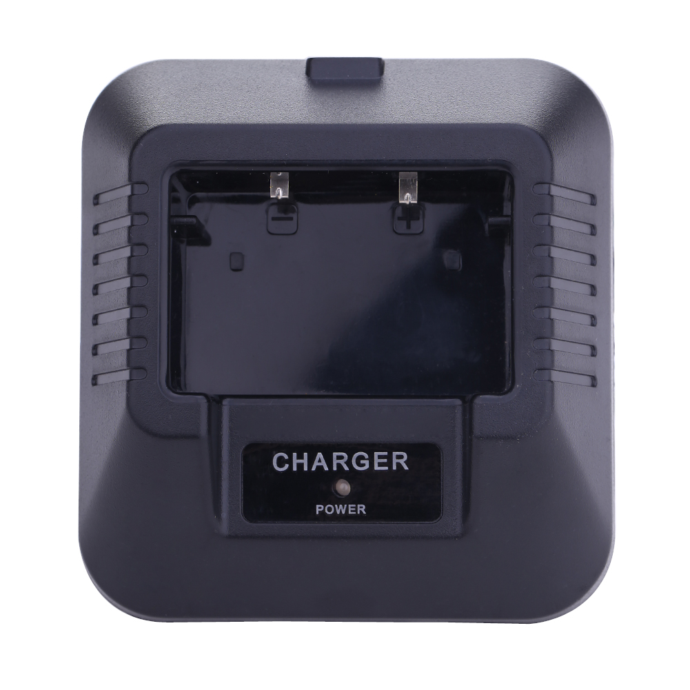 Universal Fast Battery Charger Adapter Walkie Talkie Charger Power Charging Dock Portable For BaoFeng UV-5R Series Radio
