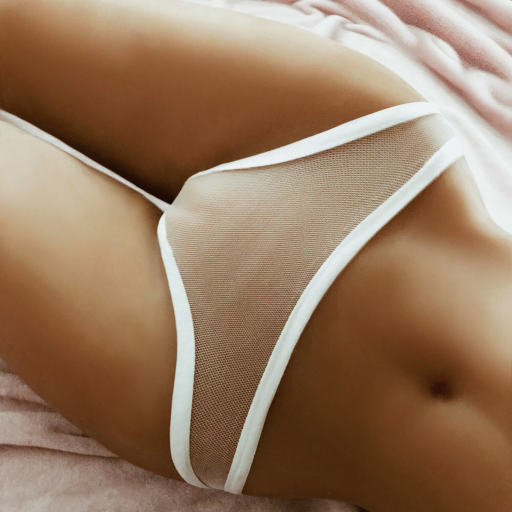 124.57руб. 46% СКИДКА|Новые модные повседневные дамские трусики Majtki, сексуальное женское нижнее белье с высокой талией, стринги, трусики, нижнее белье|женские трусики| |  - AliExpress