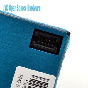 Image 5 - 1 set Laser PM2.5 PMS7003 G7 High precision laser dust concentration sensor digital dust particles + sock and cable