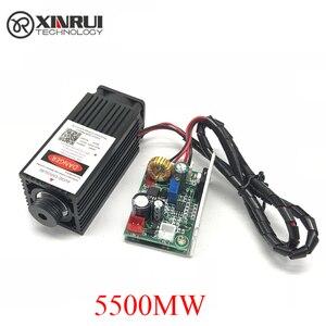 5.5w high power 445NM focusing