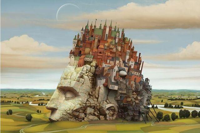 Предсердий мозг деревянные головоломки 1000 шт. ersion бумаги головоломки взрослых детей образовательные игрушки