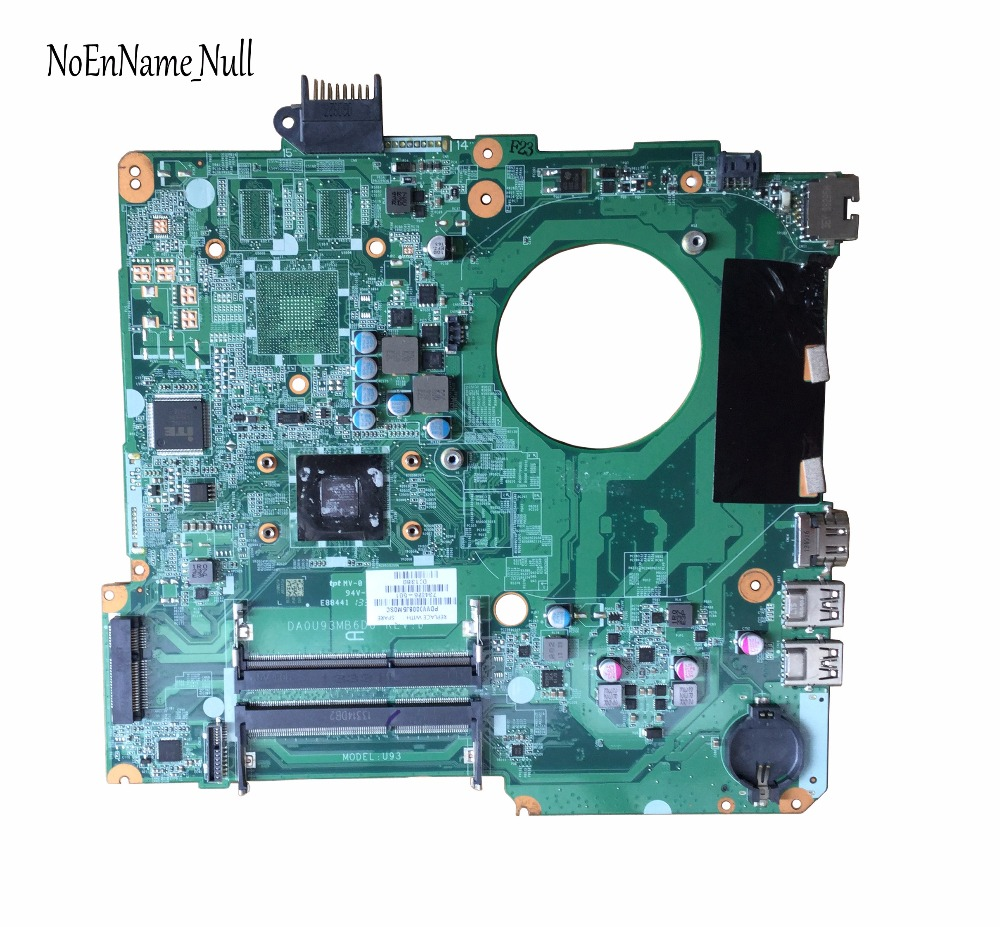 LAPTOP MOTHERBOARD SYSTEM BOARD 734826 501 734826 001 DA0U93MB6D0 FOR HP PAVILION TOUCHSMART 15 15 N A4 5000M 100% tested