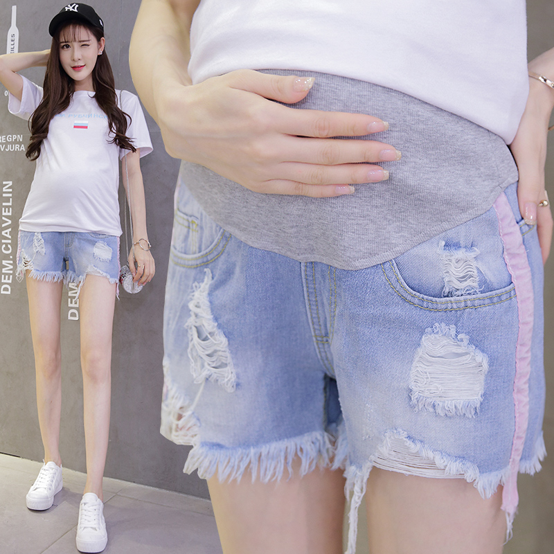 Online Get Cheap Short Maternity Jeans -Aliexpress.com | Alibaba Group