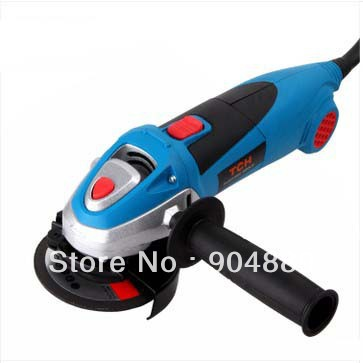 Industrial angle grinder angle grinder polishing machine grinding machine grinder power tool/cutting tool/machine/electric tools angle grinder mill cutting machine polishing large scale high power angle grinder machine 125 01